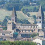 Wat te doen in Tournus? - de eeuwenoude abdij bezoeken