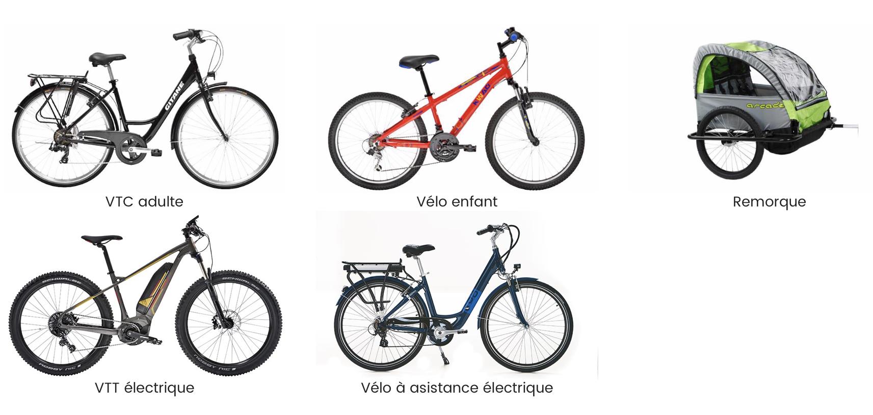 Tournus fietsenverhuur fiets huren